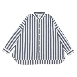 #003 Stripe Big Shirts