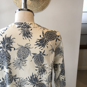 #003 Pineapple Dabo Shirts