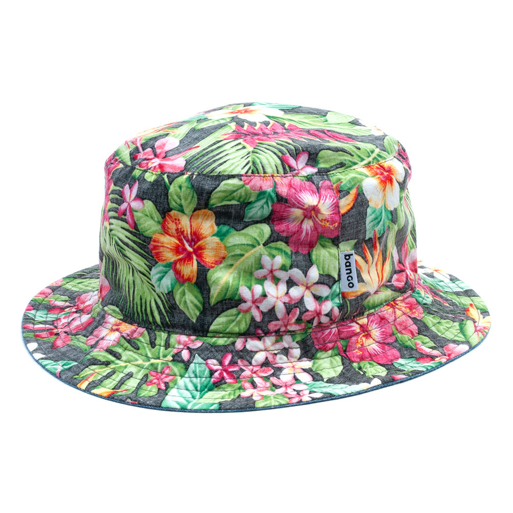 #001 Cotton Flower Hat
