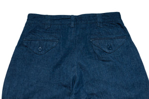 #002 Denim Ueki Pants