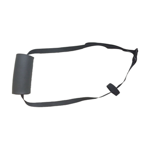 "The Chest Weight Strap has a 3"" neck roll to disperse the force along the cervical spine. The strap is thin for patient comfort, with a female velcro tie."