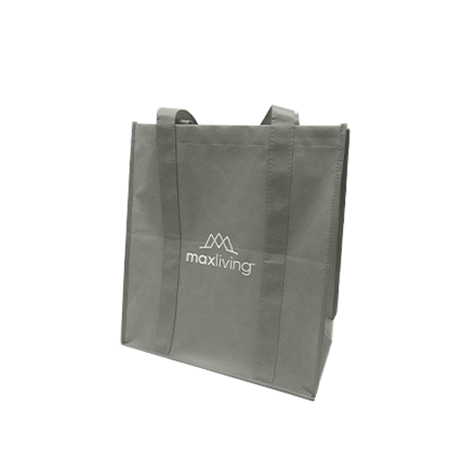 MaxLiving Tote Bag