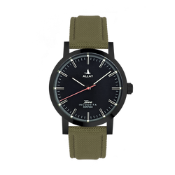 Terra Incognita Mark I quartz black / matt / olive - Allay Germany