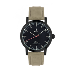 Terra Incognita Mark I quartz black / matt / khaki - Allay Germany