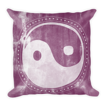 Load image into Gallery viewer, Yin Yang Premium Pillow