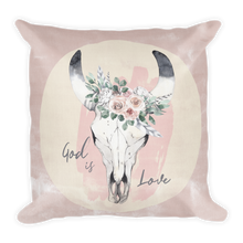 Load image into Gallery viewer, God is Love Premium Pillow