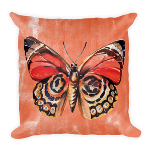 Butterfly Premium Pillow
