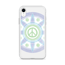 Load image into Gallery viewer, Peace Sign iPhone Case