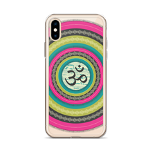Load image into Gallery viewer, Mandala iPhone Case