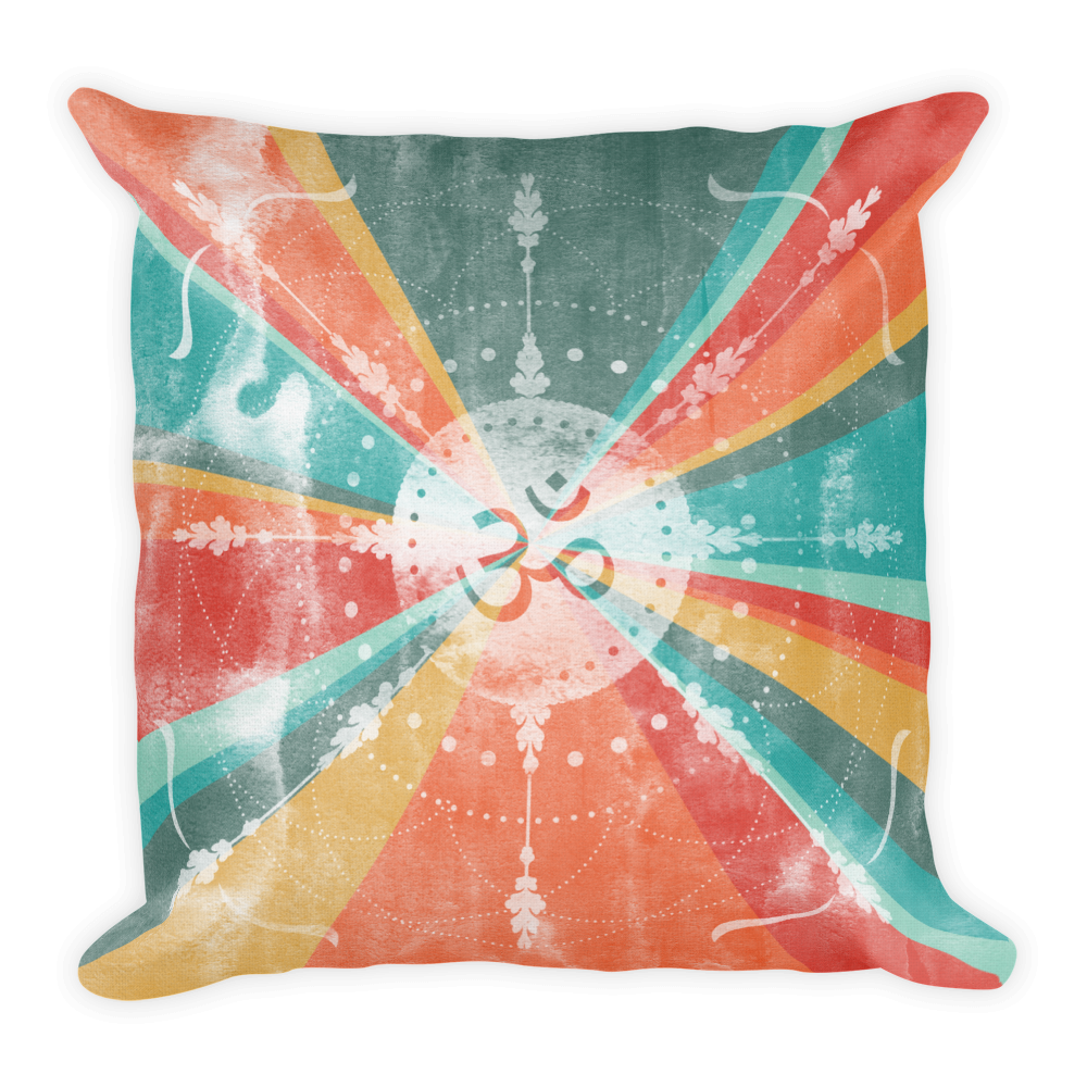 Mandala Premium Pillow