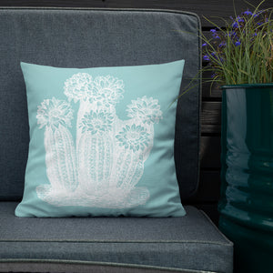 Desert Flower Premium Pillow