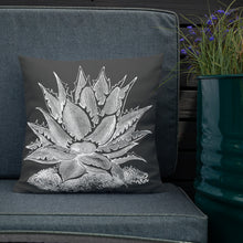 Load image into Gallery viewer, Desert Succulent Premium Pillow