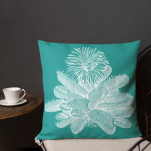Load image into Gallery viewer, Desert Flower Premium Pillow