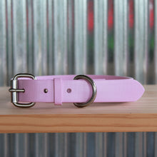 Load image into Gallery viewer, CC Pink (Baby Pink) Dog Collar