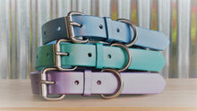Load image into Gallery viewer, Ocean Shimmer (Aqua) Dog Collar