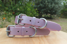 Load image into Gallery viewer, Berry Shimmer Dog Collar