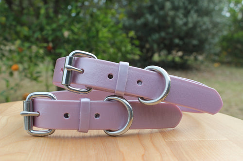 Berry Shimmer Dog Collar