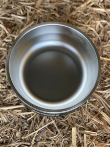 Dog Bowl Black