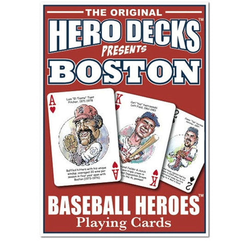 Hero Decks - Boston Red Sox