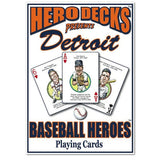 Hero Decks - Detroit Tigers