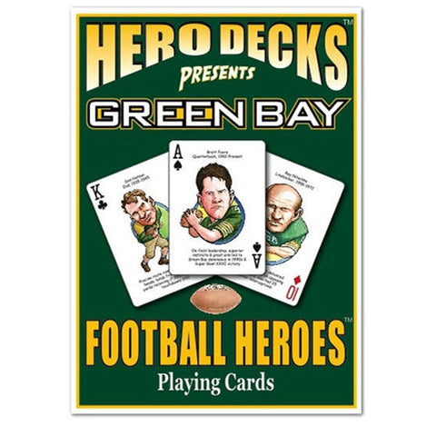 Hero Decks - Green Bay Packers