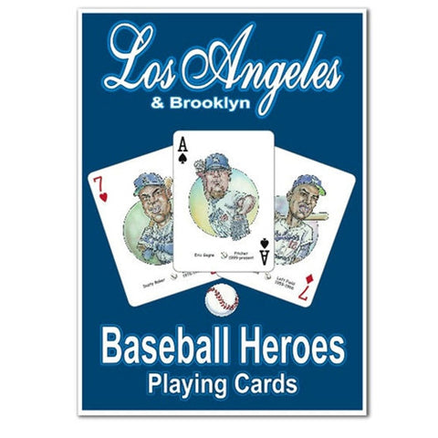 Hero Decks - Los Angeles Dodgers