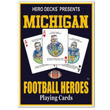 Hero Decks - Michigan Wolverines