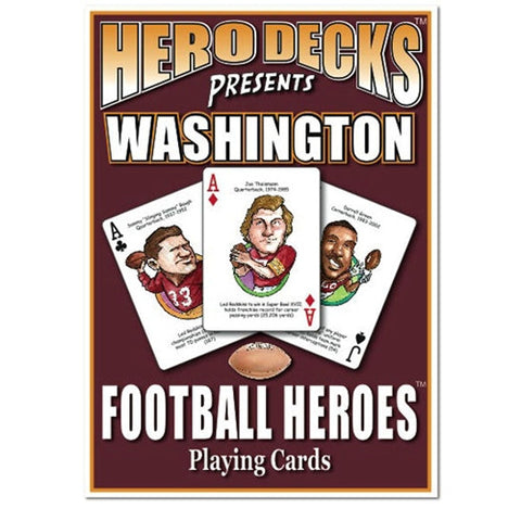 Hero Decks - WA Redskins