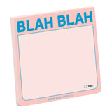 Blah Blah  Sticky Notes