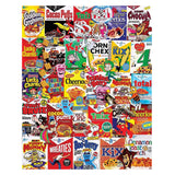 Cereal Boxes Jigsaw Puzzle