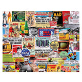 The Fabulous 50s Jigsaw Puzzle