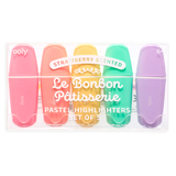 Le Bonbon Patisserie Pastel Highlighters