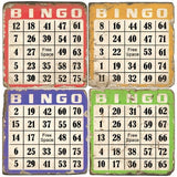 Bingo Drink Coasters