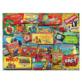 Family Game Night Jigsaw Puzzle