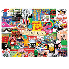 Fads Jigsaw Puzzle