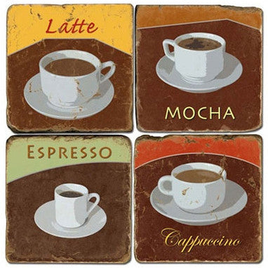 Coffee Drink Coasters