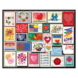 Love Stamps Jigsaw Puzzle