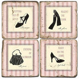 Glamour Drink Coasters