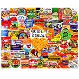 I Love Cheese Jigsaw Puzzle