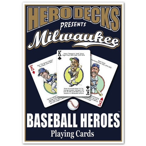 Hero Decks - Milwaukee Brewers