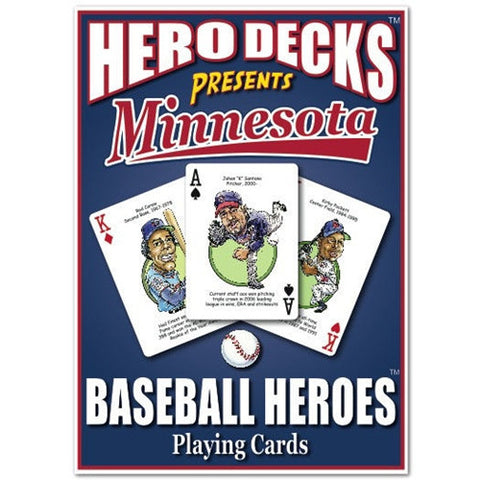 Hero Decks - Minnesota Twins