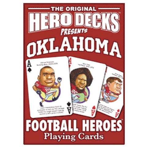 Hero Decks - Oklahoma