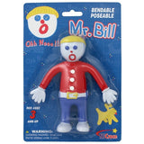 Bendable Mr. Bill