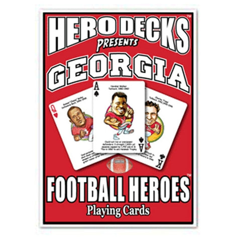 Hero Decks - Georgia College Football