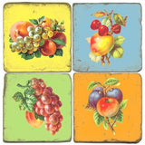 Fruit Drink Coasters