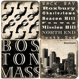 Boston Drink Coasters