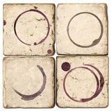 Wine Ring Drink Coasters