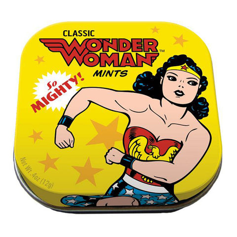 Wonder Woman Mints