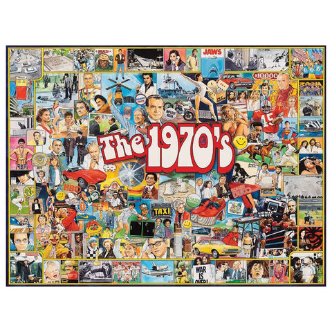The 1970s Jigsaw Puzzle
