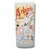Atlanta Frosted Glass Tumbler